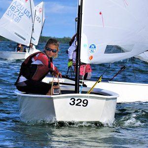 Optimist North Sails CrossOver sail