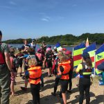Moppy Camp at Salterns Sailing Club